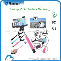 portable selfie stick or monopod