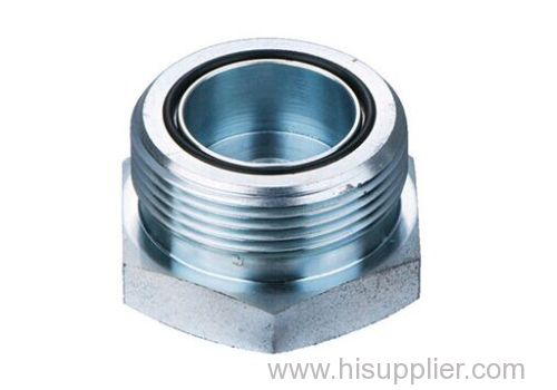 ORFS male o-ring Plug