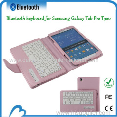 Samsung Galaxy Tab Pro T320 Bluetooth keyboard case