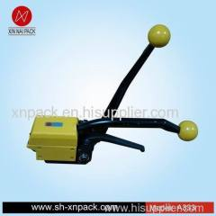 buckless steel strapping tool