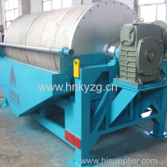 drum magnetic separator magnetic separation process magnetic separation