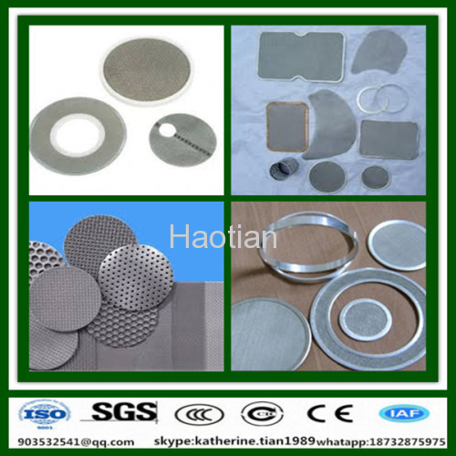0.1-2.6mm Aluminum pizza screen