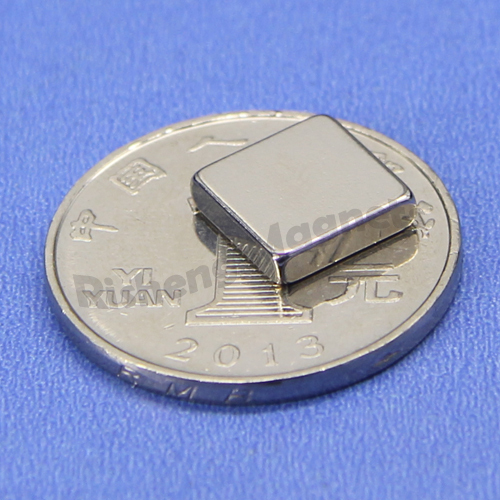 rare earth magnets n42 10 x 10 x 2.5mm Block Extreme Strong Permanent Neodymium Magnetics
