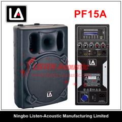 Outdoor 15'' PA Speaker PF15 /15A Similar as Wharfedale Titan15