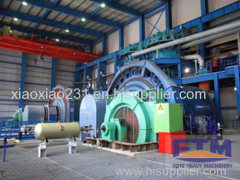 Wind Sweeping Coal Mill