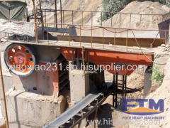 Sand Making Line from Fote