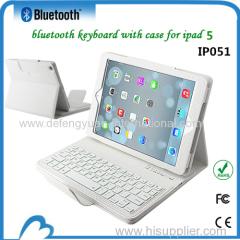 wireless bluetooth ipad keyboard case