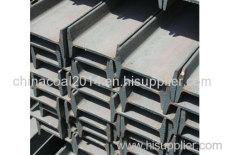 GB Standard Hot Rolled I Beam Steel