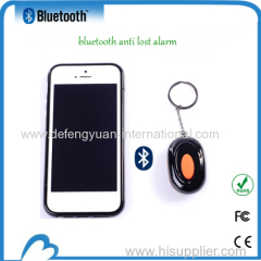 Bluetooth lost key alarm