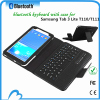 Waterproof wireless bluetooth keyboard for Samsung Tab 3 Lite T110/T111
