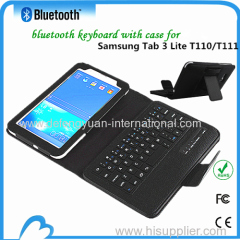 Waterproof wireless bluetooth keyboard for Samsung