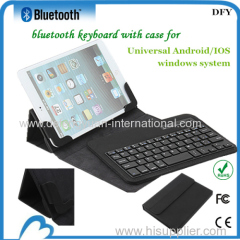 Bluetooth keyboardd for 7-8 inches tablet PC for android IOS and windows system
