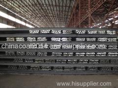 Light railway steel rail