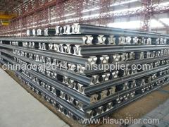 Standard heavy railway steel rail