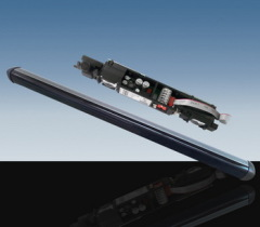 mobile safety beams for automatic doors