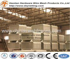 metal crowded control barrier temporary fence temporary barricades