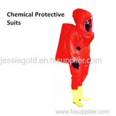 Chemical Protective Suits for fire fighting