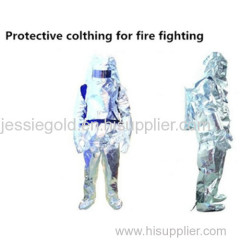 Protective Clothing for fire fighting