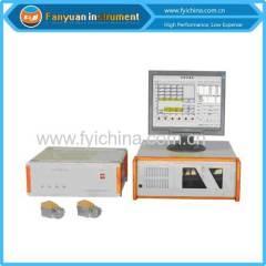Electronic Yarn Classification System