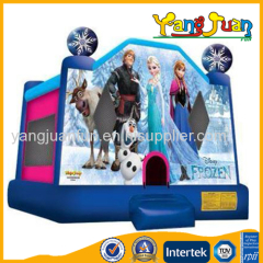 2015 inflatable frozen jumper
