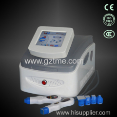 10MHZ Anti-wrinkle Type portable skin tighten fractional rf micro needle machine