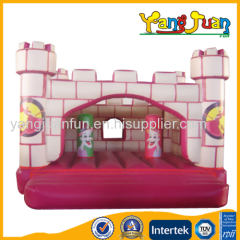 Mini small bouncy castle