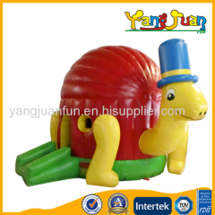 Inflatable Snail bouncy house