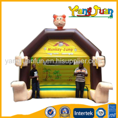 Inflatable Monkey Jumper house