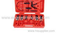 Auto Tool 9pc Hose Clamp Pliers Kit Auto Repair Tool