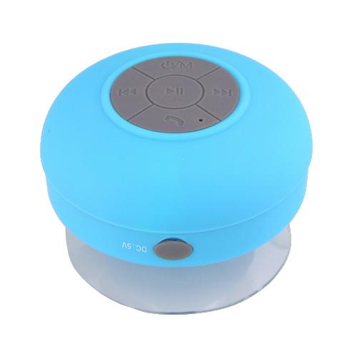 Bluetooth Shower Speaker With Auto Scan FM Shower Radio ...