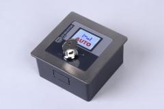 electric lock switch for automatic doors