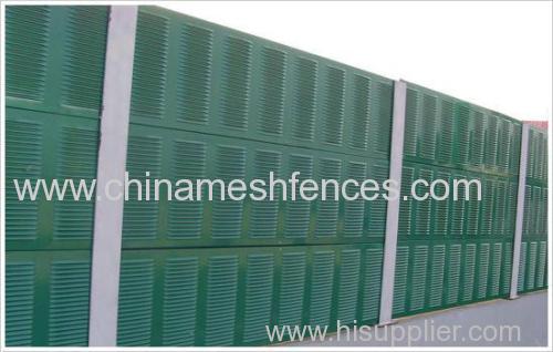 Зеленый цвет Китай звукоизолирующих Стена