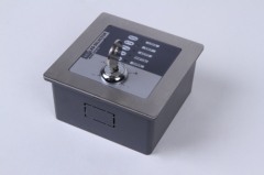 electrical lock switch with LED for automatic doors