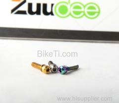 Inconel screw headset stem special screw for Triathlon bicycle titanium screws titanschraube.com
