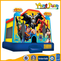 Inflatable Justice League jumper