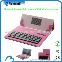 High quality and convenient wireless bluetooth kayboard for Android IOS Windows tablet
