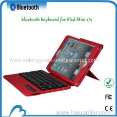 China Shenzhen Factory Bluetooth Keyboard for iPad mini
