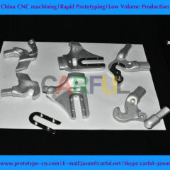 Aluminum cnc machining non-standard parts