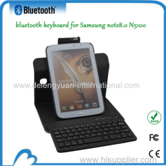 Newest Design And Arrival Mini Bluetooth Keyboard For Samsung N5100