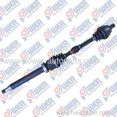 DRIVE SHAFT Front Axle FOR FORD 9 6635 008