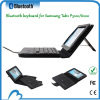 New Design PU Leather Case Wireless Bluetooth Keyboard For Samsung