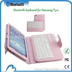 New Fashionable Bluetooth Keyboard for Samsung T310
