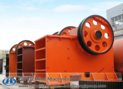 2 years warranty Jaw Crusher