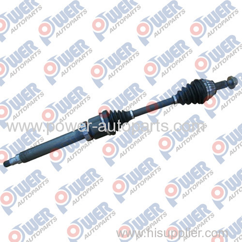 DRIVE SHAFT Front Axle Right FOR FORD 9 6635 015