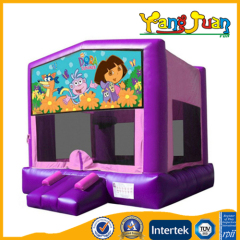 Inflatable Bounce Castle Dora