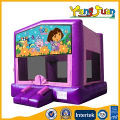 Inflatable Bounce Castle Dora