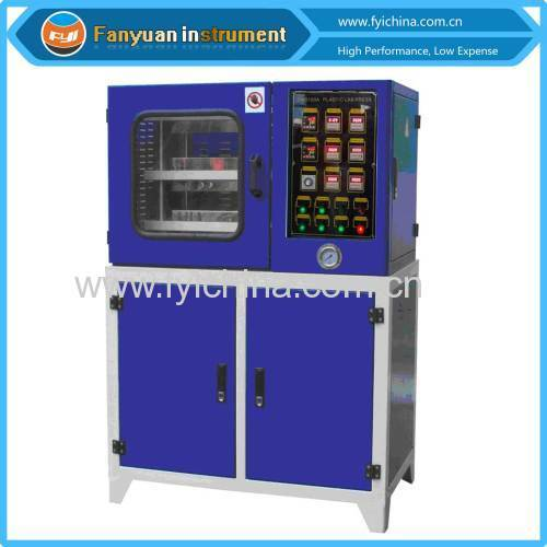 Plastic &Rubber Lab press tester