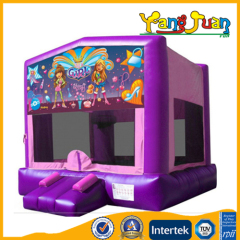 Inflatable Bounce Castle It's Girl Thing