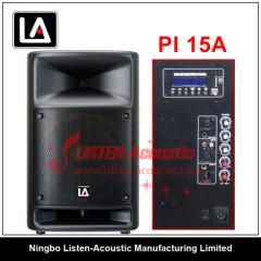 Professional Passive Stage Audio Speaker PI15 / 15A