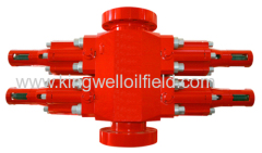API Double Ram BOP and Single Ram BOP/Blowout Preventer